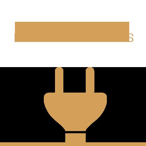 Oplaadpunt elektrische auto's